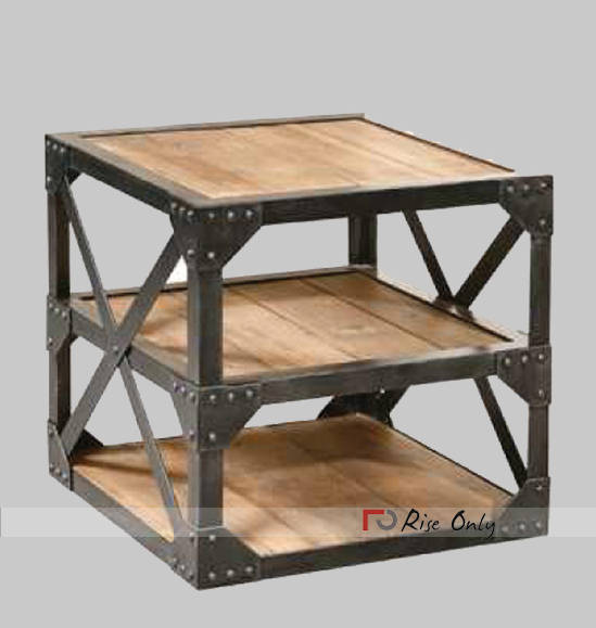 French Dutch Industrial Side table Online