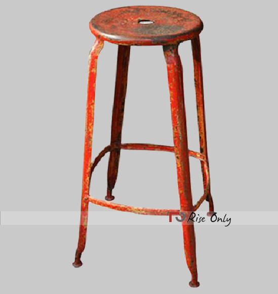 Rise Only Industrial Style Stools Brisbane NZ