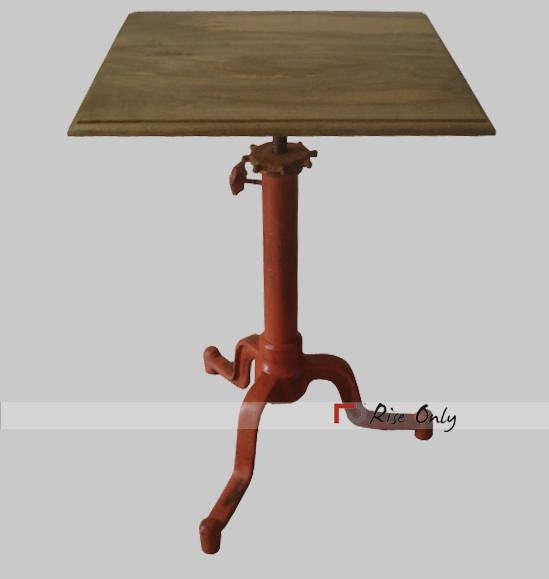 Industrial Wood Dining Tables for Sale
