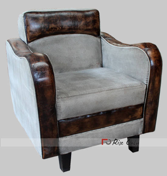 Leather Upholstered Sofa Furniture Manufacturer