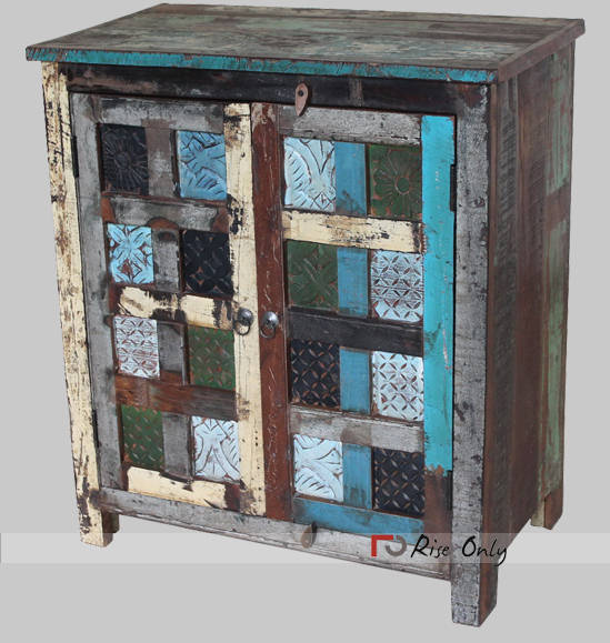 Manufacturer of Reclaimed Wood Sideboard