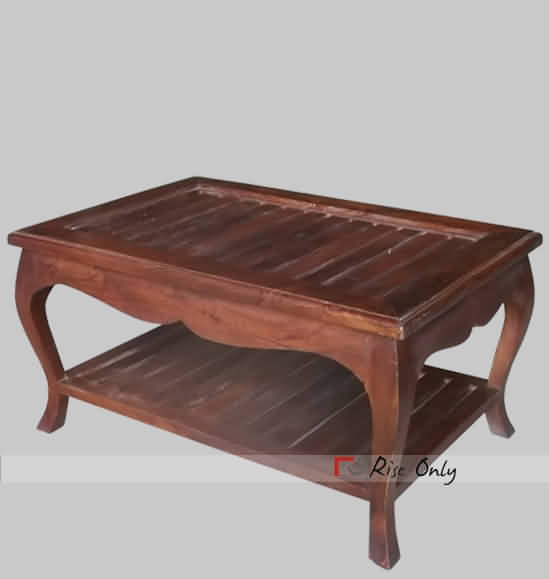 Carved Wood Coffee Table Modern Wooden Coffee Table Design Solid Wood Designer Center Table Solid Wood Coffee Table
