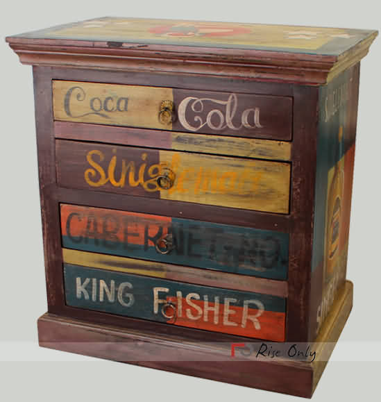online cheap painted bedside tables drawers online - Bedside Table Cheap