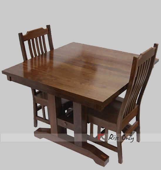 Portable Indian Wooden Dining Table