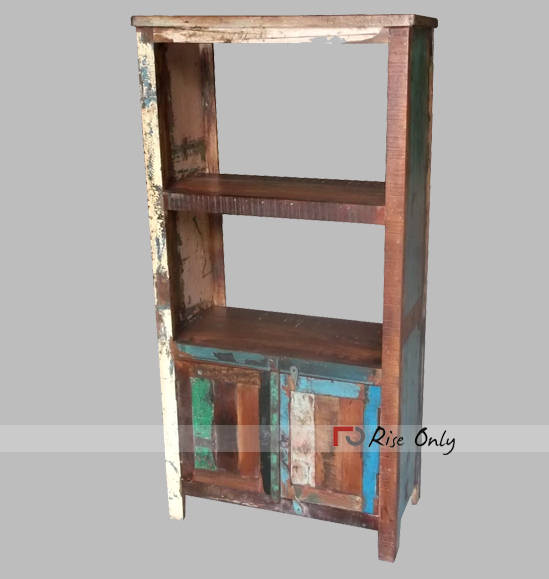 Reclaimed Library Bookcases India