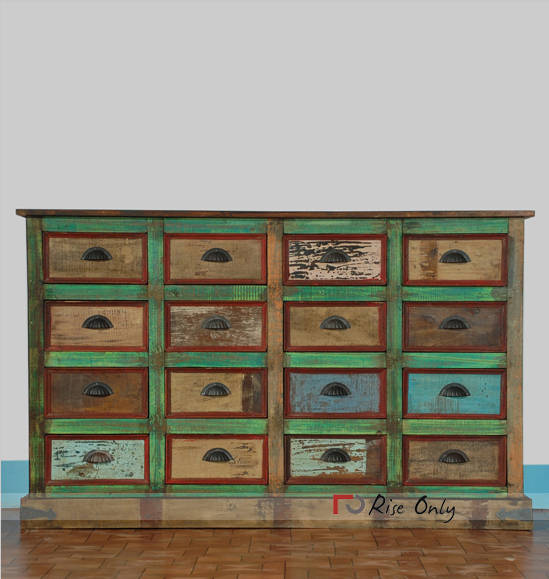 Reclaimed Wooden Chest Of Drawers For Sale Online