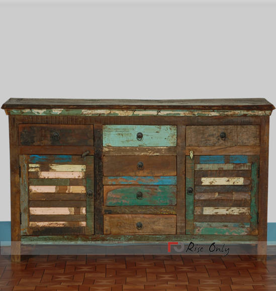 Rise Only Reclaimed Wooden Sideboards Online
