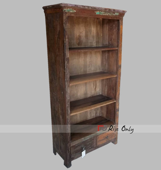 Recycled Timber Wooden Bookcases Melbourne
