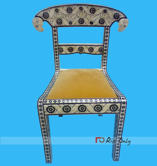 Rise Only Bone Inlay Chairs Furniture Canada