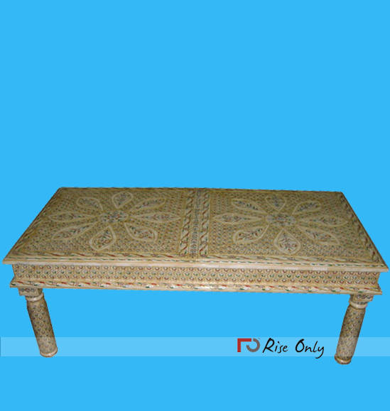 Rise Only Bone Inlay Coffee Table South Africa