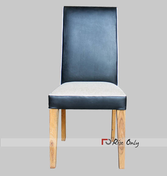 Rise Only Leather Upholstered Dining Chair Online