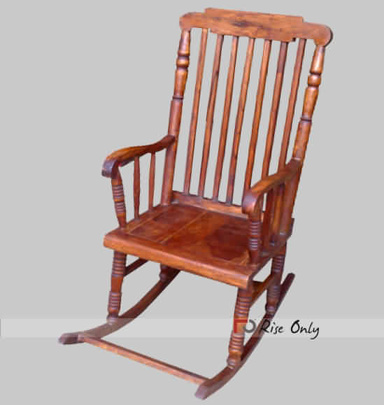 Tremendous Rocking Chair With Long Backrest Designer Vintage Style Alphanode Cool Chair Designs And Ideas Alphanodeonline