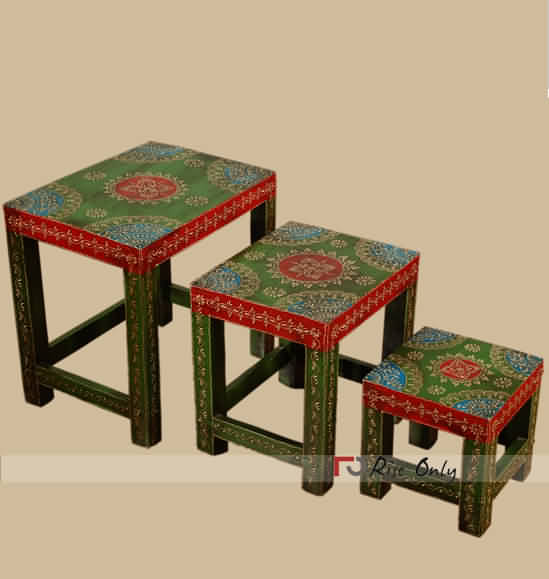 Rise Only Stool Set for Kids