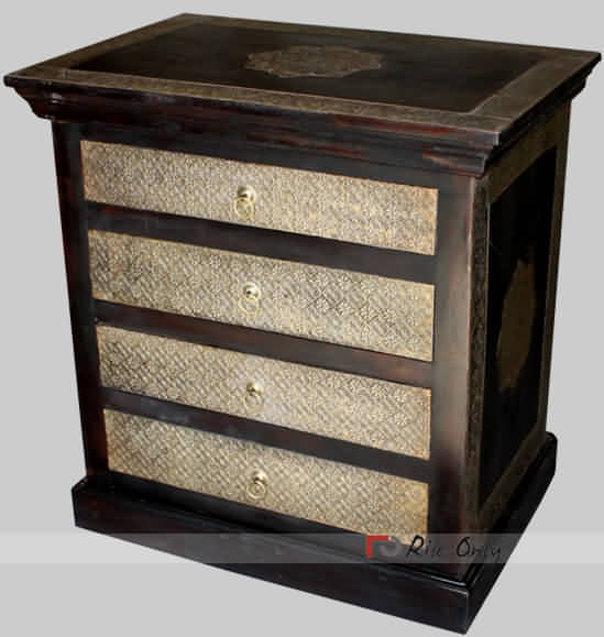 Solid Wood Night Stand Tables India Online