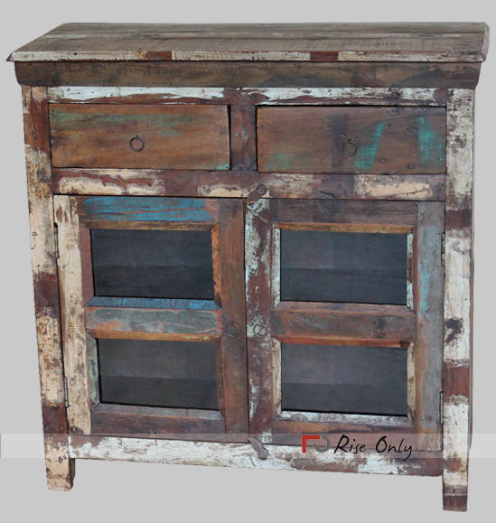 Vintage Reclaimed Wooden Sideboards Online India