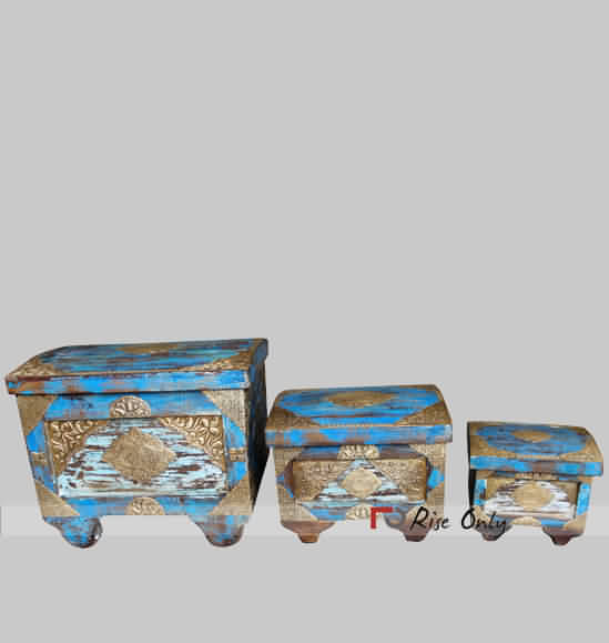 Wholesale Painted Wooden Box