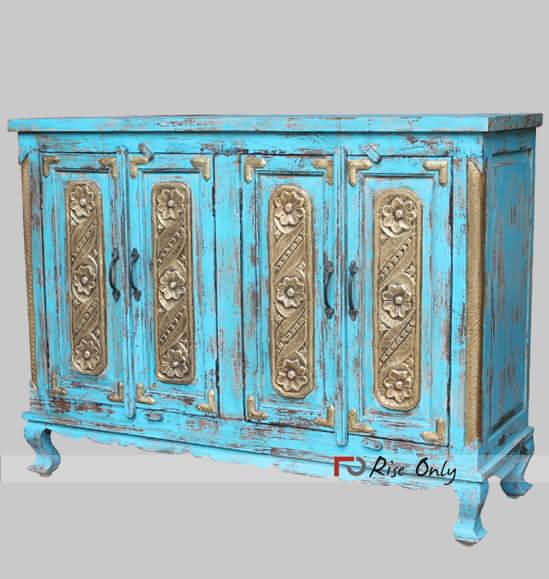 Wholesale Painted Wooden Side Board