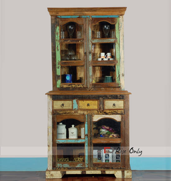 Wooden Hutch Buffet Cabinet Table UK Online for Sale