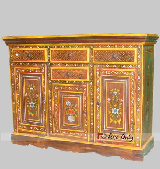 Wooden Painted Sideboards and Buffets