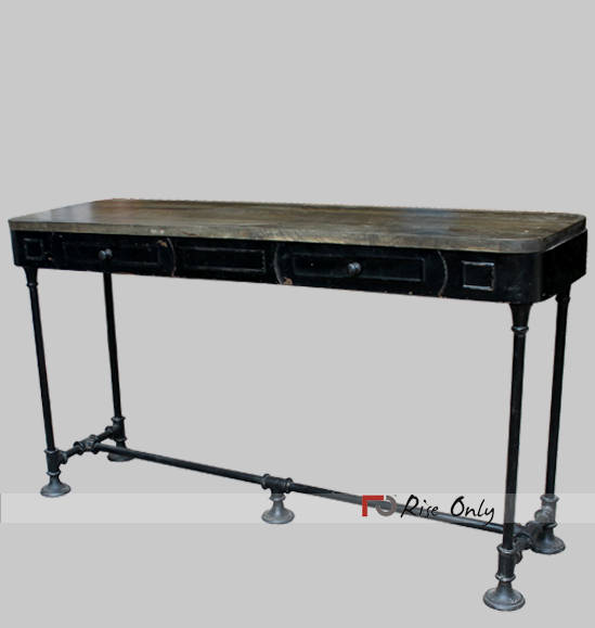 Wrought Iron Metal Console Table UK Wrought Iron Metal Console Table UK