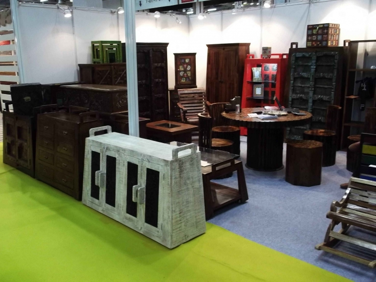 Home Expo India Rise Only Stall